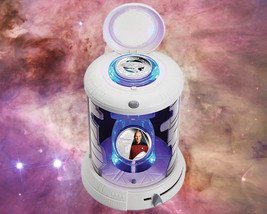 2015 Star Trek Jean-Luc Picard & Enterprise NCC-1701D 1oz .999 Silver 2 Coin Set