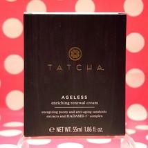 TATCHA AGELESS ENRICHING RENEWAL CREAM 1.86 OZ RETAILS $185 NEW- BOXED! - $112.16