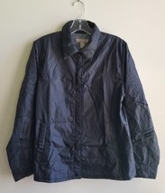 J.CREW Women's Light Insulated Jacket, Lined, Black, Size M, Pre-owned - $29.92