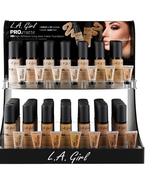 "L.A. Girl Pro Matte HD Long Wear Matte Foundation GLM ""Pick 1 Color"" - $8.97"