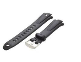 Timex Q7B849 Ironman® 16mm 50 Lap Black Rubber ... - $11.13