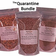Quarantine Spice Bundle 3-Pack (Organic + 20% of Proceeds Go To Charity) - $28.80