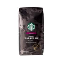 Starbucks Espresso Roast Coffee Bean Holbin 1.13kg - $70.97