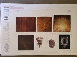 Star Wars Galaxy's Edge blueprints***Rare and geniune***over 50 pages Ve... - $1,200.00