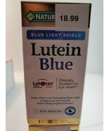 Natures Bounty Lutein Blue Softgels, 30 Count 5/21 - $12.40