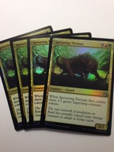MTG 4X FOIL SPROUTING THRINAX Modern Masters 2017 Magic MTG CARDS - $3.28