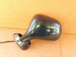 97-03 BMW Z3 Roadster Sideview Side View Power Door Wing Mirror Left Driver - LH image 1