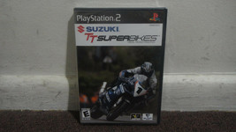 Suzuki TT Superbikes: Real Road Racing (PlayStation PS2)...New & Sealed.... - $29.98