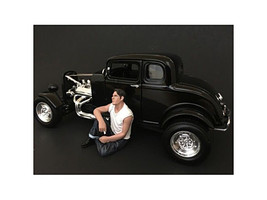 50\'s Style Figure V for 1:24 Scale Models by American Diorama - $15.76