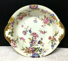 """Rosenthal Ivory The Sunray 10"""" Round Vegetable Bowl Excellent Shape - $48.02"""