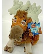 "Disney Store Brother Bear Tuke Moose Plush 6"" Bean Filled Stuffed Animal... - $16.50"