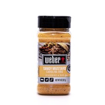 Weber Tangy Mustard Carolina BBQ Seasoning & Rub (8 oz.) - $7.58