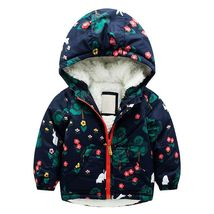 Baby Boys Jackets 2017 Brand Kids Winter Down Jackets for Boys Clothes H... - $43.44