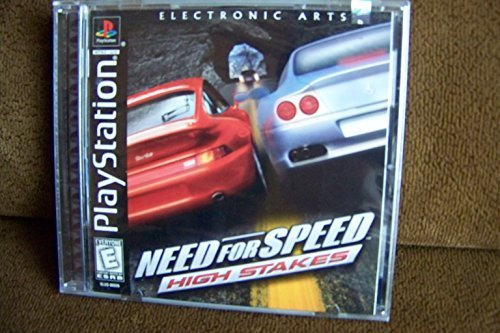 Need For Speed 4: High Stakes [PlayStation]
