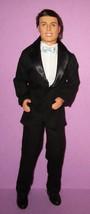 Barbie Ken Wedding Day Every Girl's Dream Marry Me Handsome Groom 2004 D... - $18.00