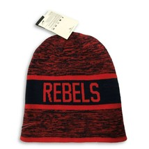 NWT New Ole Miss Rebels Nike Reversible Beanie Hat - $16.39