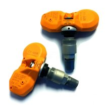 Tire Pressure Sensor Replacement (TPMS) Set of 2 - For 2007-2008 BMW Alp... - $85.75