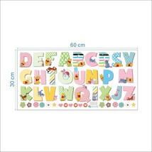 HS Sticker -  Cartoon The Avengers 26 DIY English Letters Teaching Tools... - $3.19