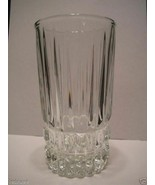 Fostoria Glass ~ set of 4 ~ Crystal Clear HiBall HERITAGE glasses ~new o... - $19.99