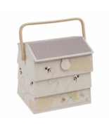 Hobby Gift Sewing Box: (XL): Hive with Drawer: Bee  - $119.99