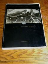 2001 Harley-Davidson Dyna Service Shop Manual Fxd Fxdx FXDWG2 Fxdl Fxdi Fxdt - $113.85