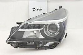 Oem Headlight Head Light Headlamp Toyota New Yaris Se Black Led 15 16 17 Nice Lh - $247.50