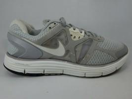 Nike Lunarglide 3 Size US 8 M (B) EU 39 Women's Running Shoes Gray 454315-017