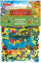 Lion Guard Disney Junior TV Series Birthday Party Decoration Confetti 3-Pack - $7.17