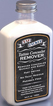 Tatjacket Concealer Remover, 3.4 oz.