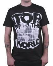 Dope Couture Auf Top Von The World T-Shirt