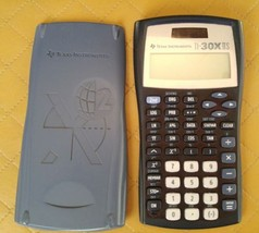 Texas Instruments IT 30X IIS scientific calculator n-04 09 M - €17,65 EUR
