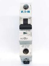 Eaton FAZ-C5/1 Circuit Breaker 5 Amp   - $3.33