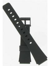 Casio Black Resin Replacement Strap MQ38 Shipsfree - $12.95