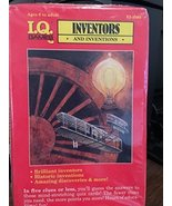 Inventors and Inventions I.Q. Game - $14.99