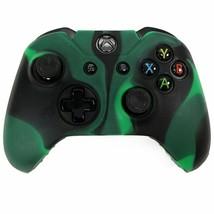 Xbox One © Controller - Tarnfarbe - Schutzhülle Silikon Abdeckung Gel Gummi - $9.50