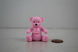 """BARBIE Doll Kelly Doll Pink Teddy Bear 2""""  HTF - $3.95"""