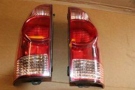 2005-09 Toyota Tacoma Taillight Tail Lights Set L&R image 11