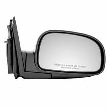 HY1321138 NEW VISION REPLACEMENT MANUAL Door Mirror RH fits 01-03 Santa Fe - $30.79
