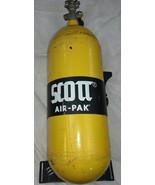 Scott 2215psi 30min Compressed Air Pak Bottle Cylinder Tank Firefighter - $114.00