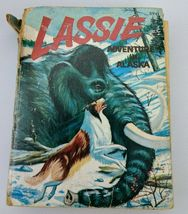 Lassie in Adventure In Alaska - Vintage Big Little Book! - Only $1 Ship... - $4.99