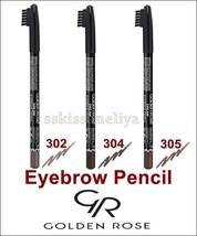 Golden Rose Dream Brow Pencil with Brush to Fixes your Eyebrow 3 Shades - $4.89