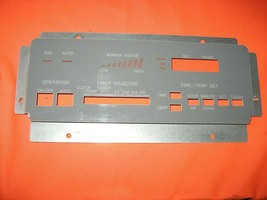 Monitor MPI 41 Heater Control Panel Face Plate - $16.00