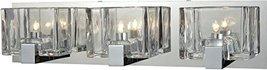 """Elk Lighting 11962/3 Vanity-Lighting-fixtures, 5 x 21 x 4"""", Chrome - $276.00"""