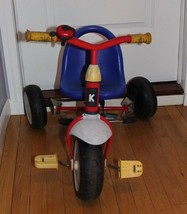 Kettler Vintage One Step Ahead Tricycle Child 3 Wheel Bicycle - $69.29