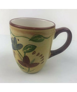 Pfaltzgraff Palenno Replacement Mug Hot Chocolate Coffee Mug Cup Floral ... - $9.89