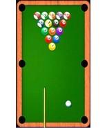 Billiards / Pool  Magnet - $4.99