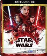 Star Wars: The Last Jedi (4K Ultra HD+Blu-ray+Digital, 2018) - $21.71