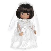 The Doll Maker Precious Moments Dolls, Linda Rick, My First Communion, B... - $41.09