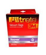 3M Filtrete Synthetic Vacuum Bags Designed to Work With Hoover Q Style V... - $7.16