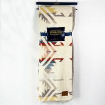 PENDLETON SHERPA FLEECE SOUTHWEST THROW BLANKET Aztec REVERSIBLE 50 X 70... - $65.07